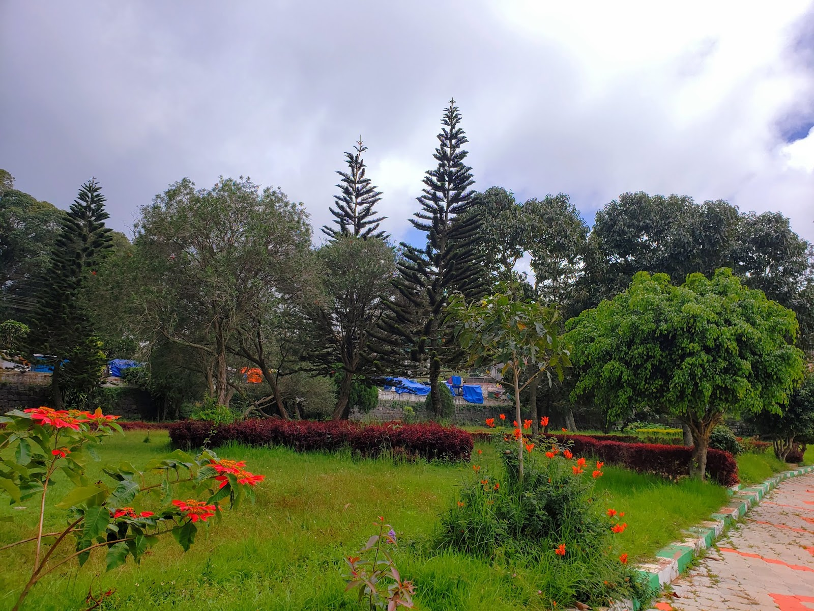Lake View Park, Yercaud