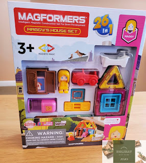 STEM toys, STEM learning, holiday gifts for kids, magnet toys