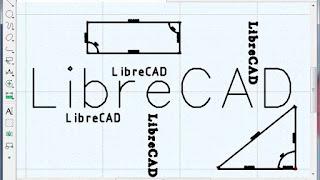 Tutorial LibreCAD untuk Pemula