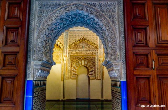 Salão do Oratório do Palácio de La Madraza, Granada