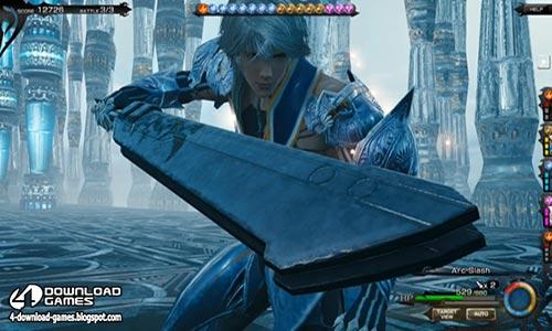 لعبة موبيوس فاينل فانتازي Mobius Final Fantasy