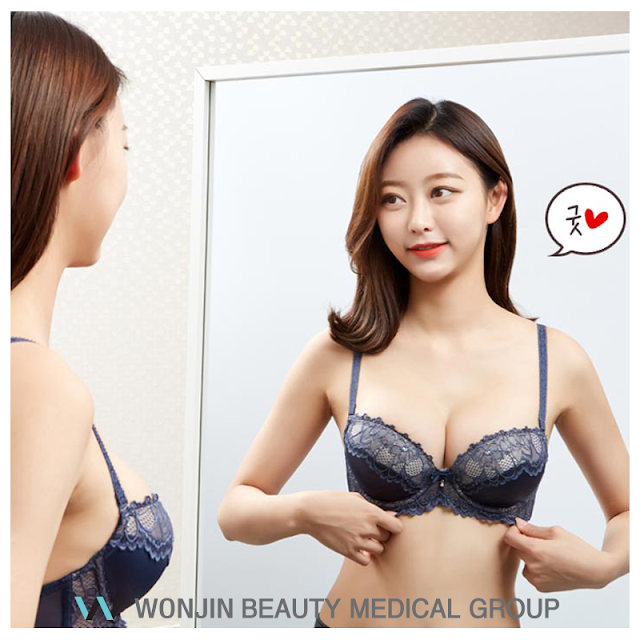 Korea Breast Surgery (Breast Augmentation) Discharge Precautions