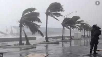 Maroc- attention encore une fois des rafales de vent de niveau orange attendues ce vendredi et samedi