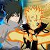 Wallpaper Naruto Shippuden Dan Sasuke