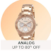 Women Watch Discount Offers-Inforkart