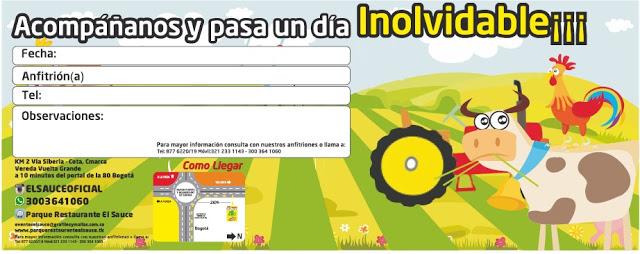 Invitacion editable campo rayas paquetes fiesta cumpleaños Bogota