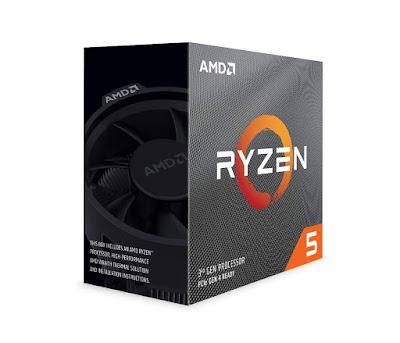 AMD Ryzen 5 3600 Desktop Processor