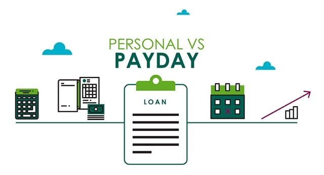 payday loans vs personal loans comparison
