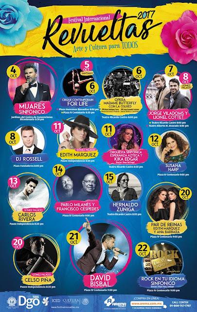 programa festival revueltas 2017