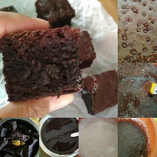 Resep fudge Brownies