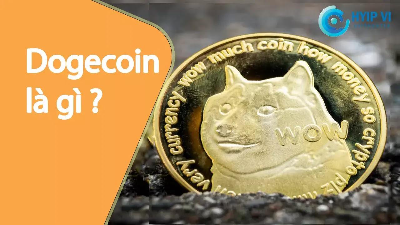 Dogecoin là gì? Tạo Wallet Dogecoin | Tỉ giá dogecoin 24/24