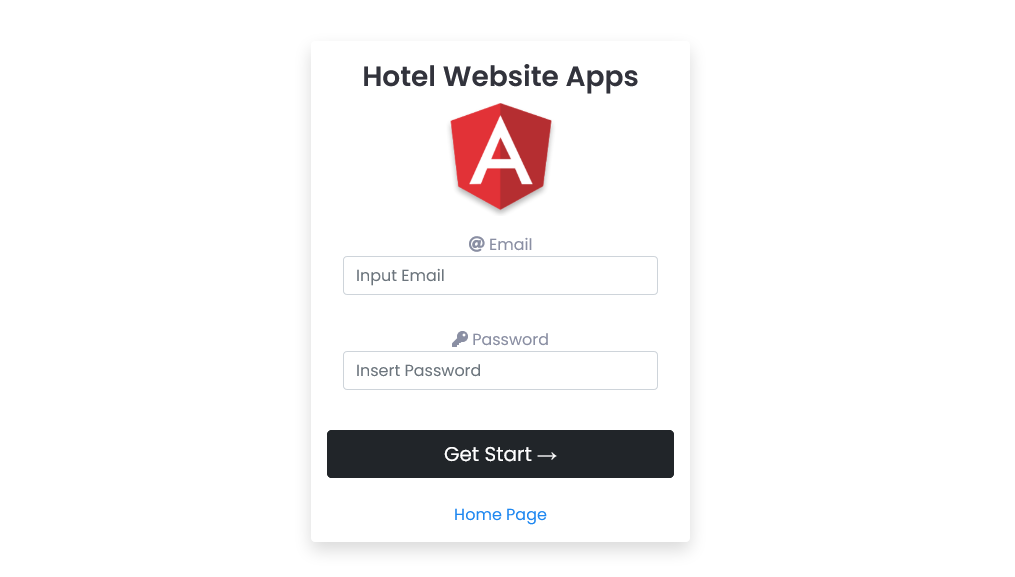 Aplikasi restoran cafe rumah makan website app
