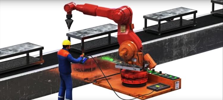 Интеграторы промышленных роботов