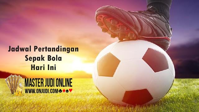 Jadwal Pertandingan Sepak Bola 11 - 12 Juni 2018