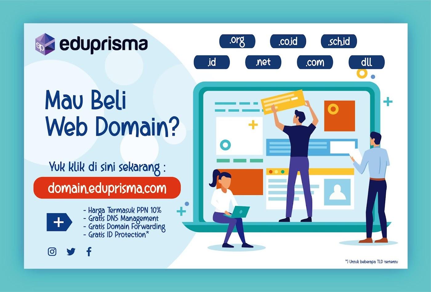 Eduprisma Web Domain & Hosting