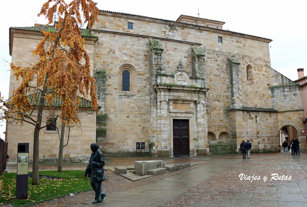 San Pedro y san Ildefonso de Zamora
