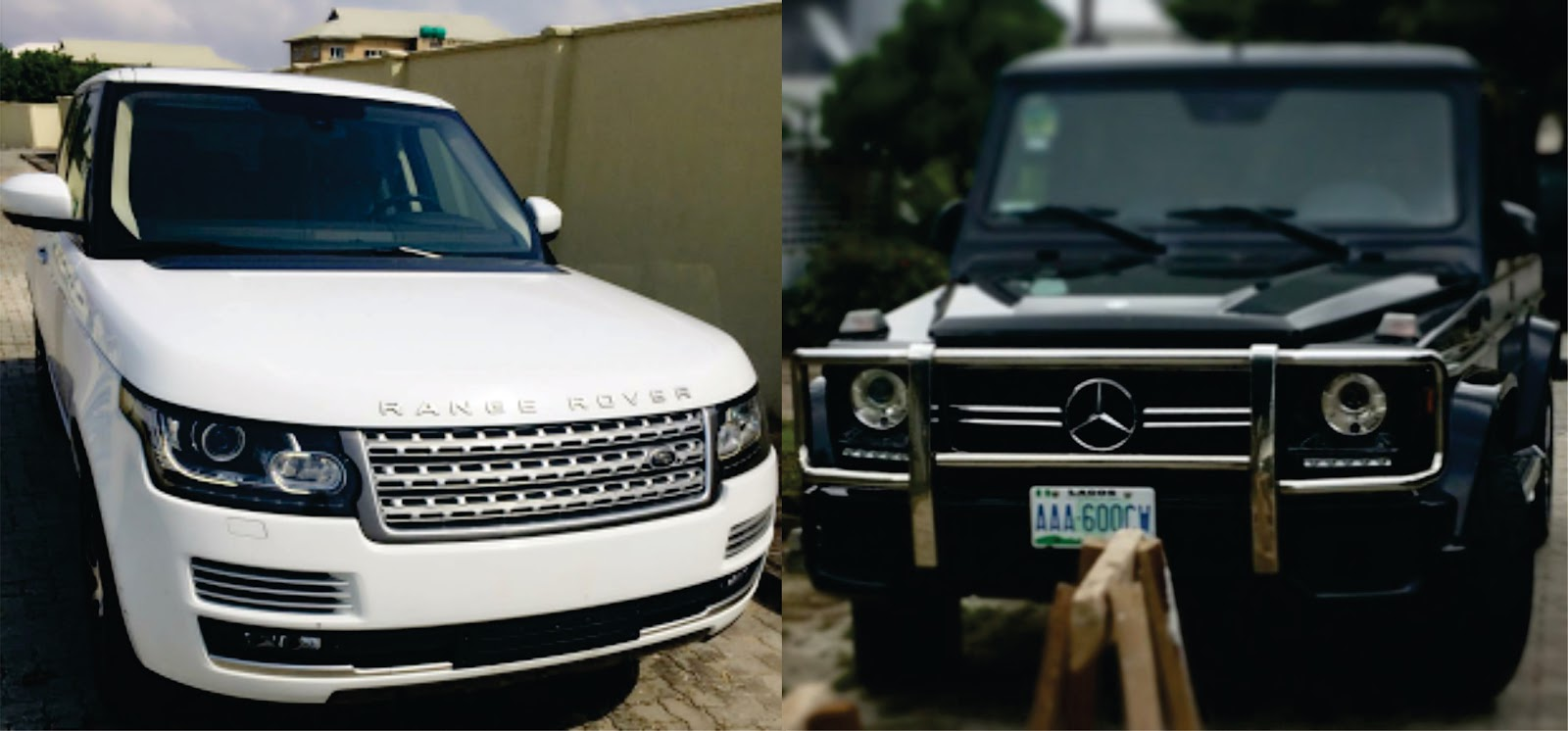 Welcome to supercars of nigeria car blog the range rover for Mercedes benz range rover