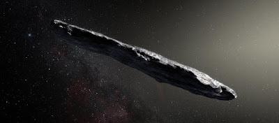 Προβληματισμός για τον πρώτο «αστεροειδή» από άλλο αστρικό σύστημα: Έχει μήκος 400 μέτρα και μεταλλική δομή!