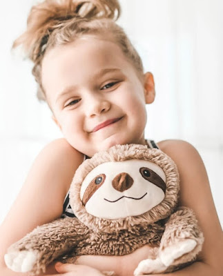Heatable Plush Friend-Stocking Stuffer Ideas for Toddlers