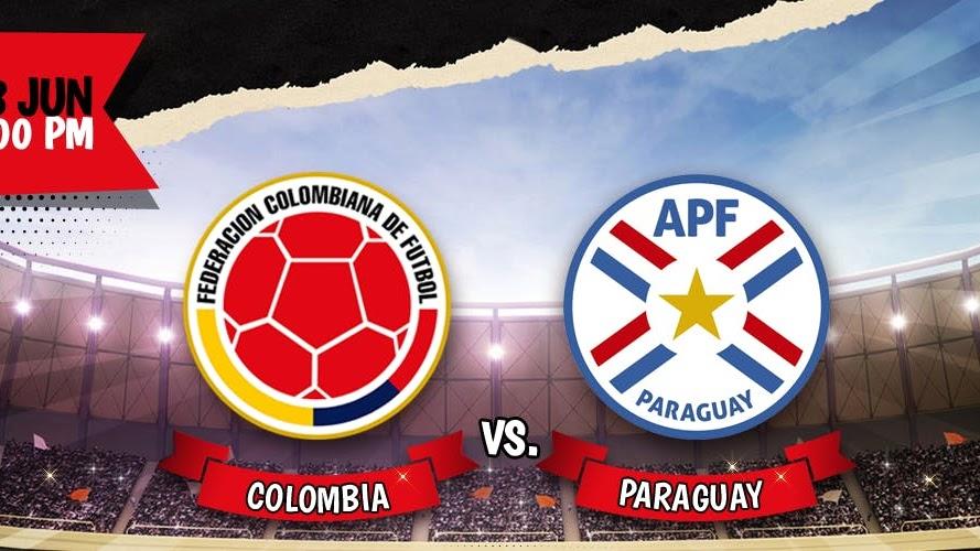 مشاهدة مباراة كولومبيا و باراجواي 23-06-2019 كوبا أمريكا