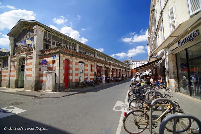 Mercado de La Rochelle por El Guisante Verde Project