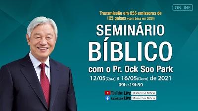 Missão Boa Notícia promove Grande Conferência Bíblica on-line.