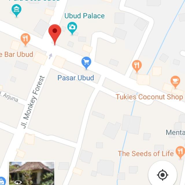 Paket liburan yang paling hits di Ubud Bali