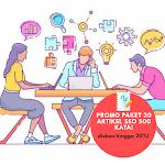 Jasa Paket 30 Artikel SEO 500 Kata Murah