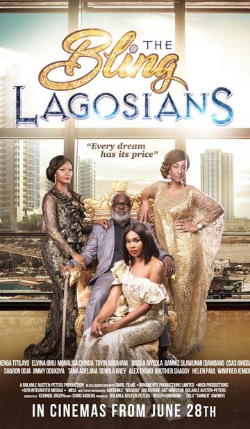 Ấn Độ Hào Nhoáng - The Bling Lagosians