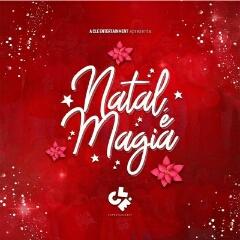 Clé Entertainment feat. Edmazia Mayembe, Filho do Zua, Edgar Domingos & Halison Paixão - Natal é Magia (2020) [Download]