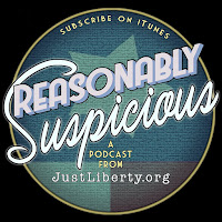 Reasonably Suspicious: The conservative case for reducing drug penalties, DWI arrests plummet, and other stories
