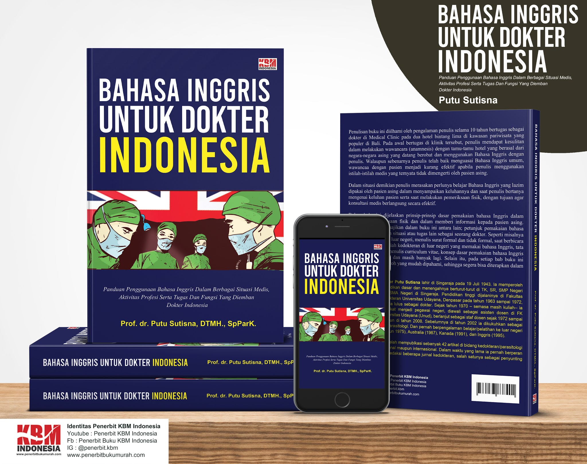 BAHASA INGGRIS UNTUK DOKTER INDONESIA