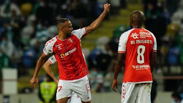 Fransérgio está de saída do Sporting de Braga rumo ao Bordeaux