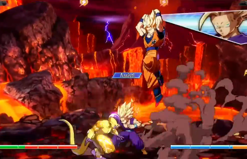 Vejam a GamePlay do Dragon Ball Fighter Z !