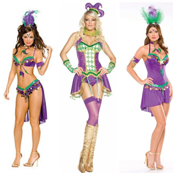 Mardi Gras Outfits for Women - What to wear to a Mardi gras party