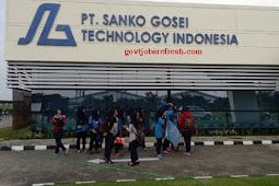 Lowongan Kerja Terbaru PT Sanko Gosei Technology Indonesia 2018