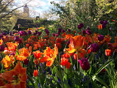 Jardín de Shakespeare en Central Park