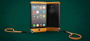 Firefox OS Phone Concept