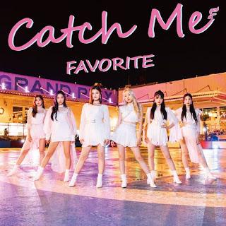 [Single] FAVORITE - Catch Me [Japanese] (Type A + Type B) (MP3) full zip rar 320kbps