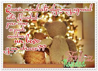 Frases De Navidad: Quería Mandarte Algo Muy Especial Esta Navidad