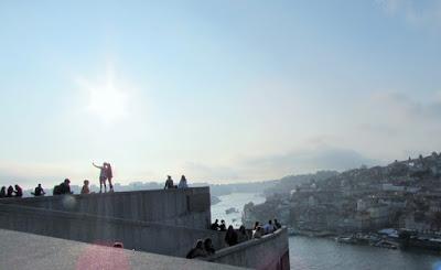 Pôr do Sol do JArdim do Morro