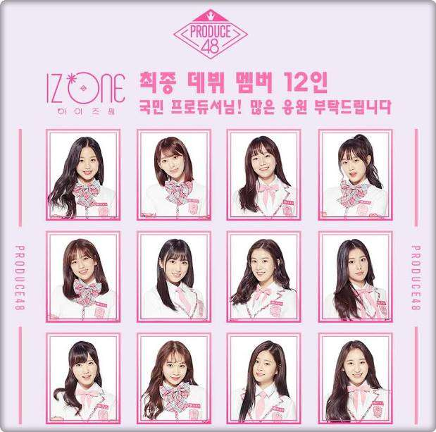PRODUCE48 - IZONE Members Most Beautiful.jpg