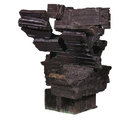 Pablo Serrano escultura bronce