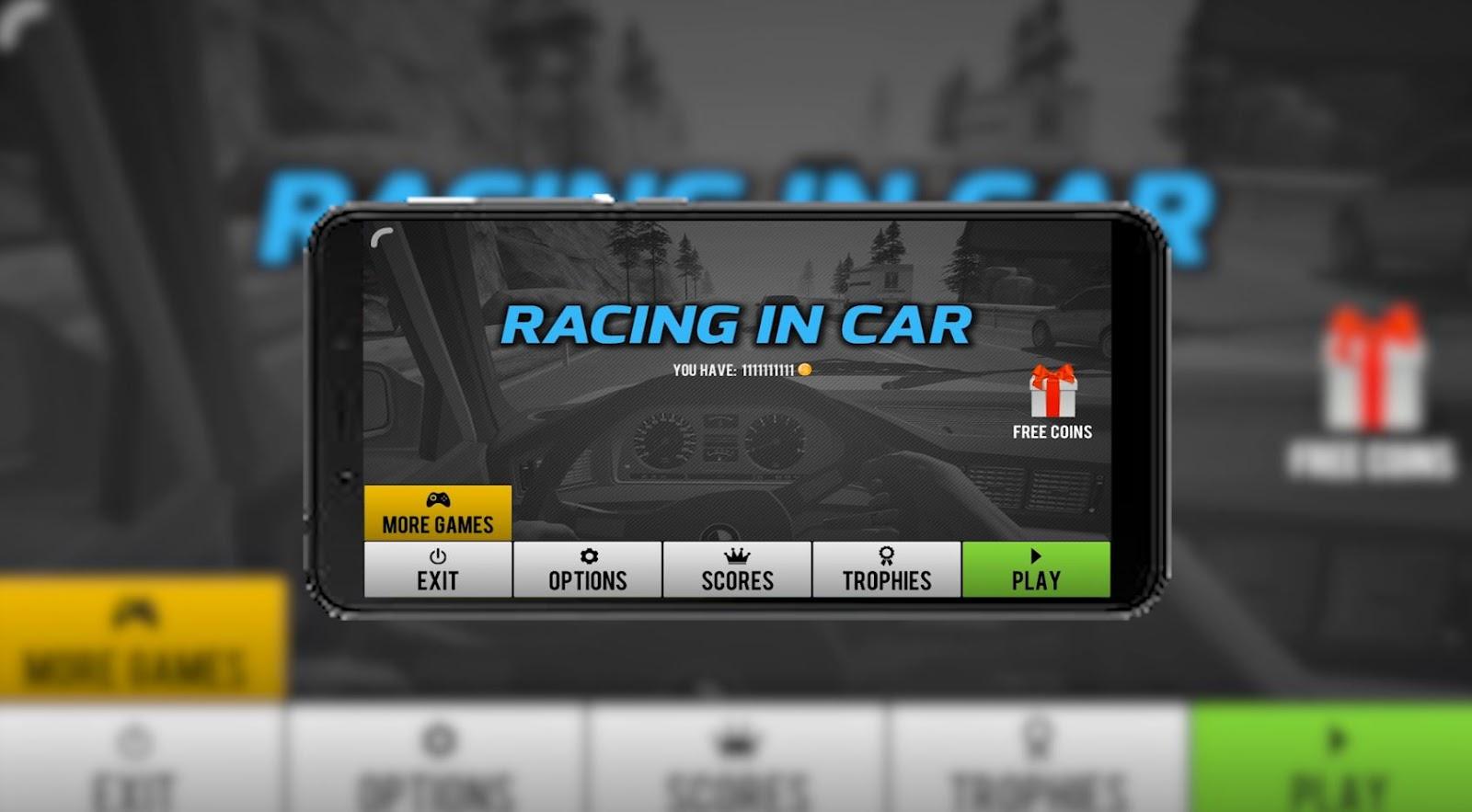 Racing In Car >> Racing In Car Mod Apk V 1 3 Litecheers