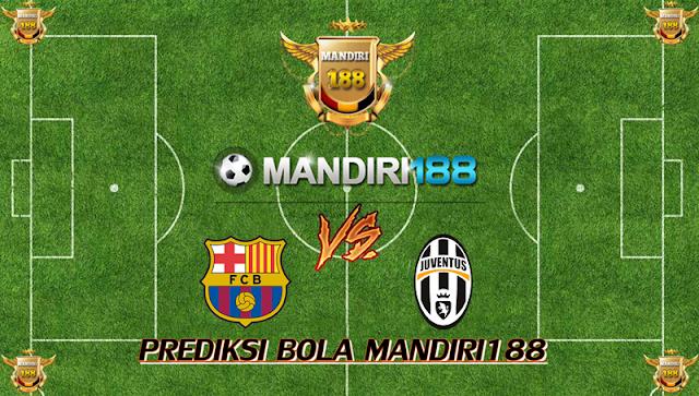 AGEN BOLA - Prediksi Barcelona vs Juventus 13 September 2017