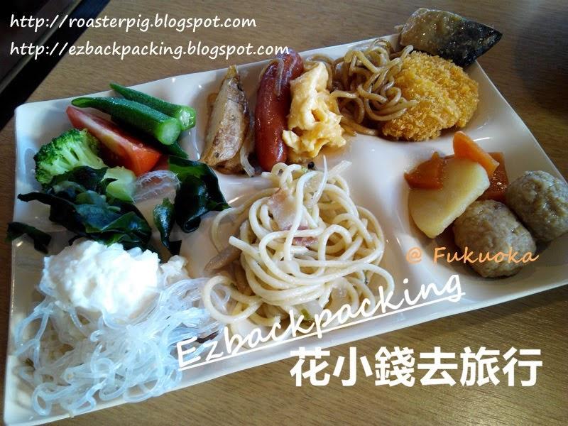 博多早餐吃到飽:日本全國大型連鎖家庭餐廳早餐buffet - 花小錢去旅行