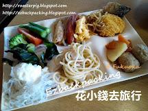博多早餐吃到飽:日本全國大型連鎖家庭餐廳早餐buffet