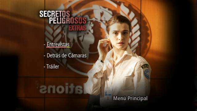 The Whistleblower [Secretos Peligrosos] 2010 DVDR Menu Full Español Latino NTSC Descargar