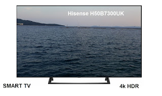 Hisense H50B7300UK features and specs