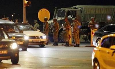 Daftar 60 WNI yang Terjebak di Bandara Attaturk Saat Terjadi Kudeta Militer di Turki